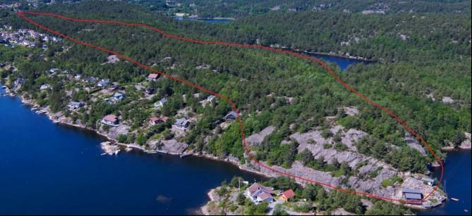 Områderegulering for Øygardsheia nord
