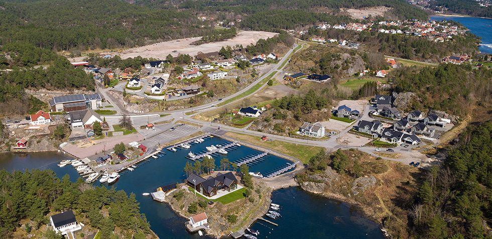 Repstad Eiendom klargjør for mellom 170 og 200 nye boliger i Kjellandsheia!