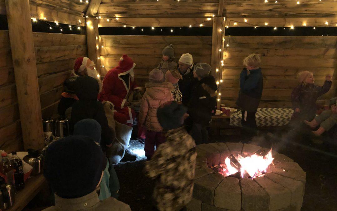 God julestemning på Kjellandsheia
