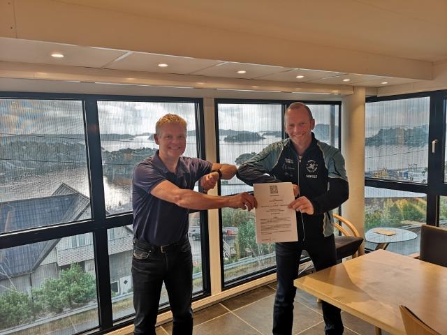 Sponsoravtale med Søgne Skiklubb